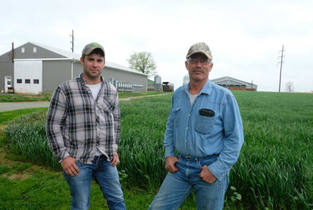 Lancaster County went for the president, but Republican farmers remain apprehensive